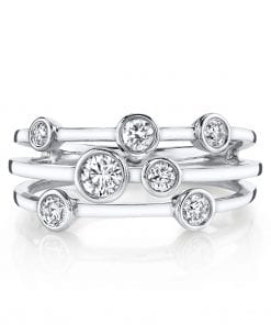 Diamond Ring - Fashion Band Style #: MARS-26855