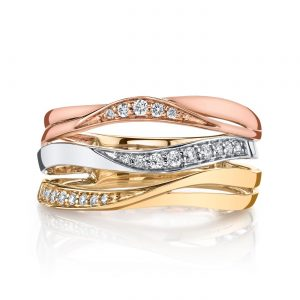 Diamond Ring - Fashion Band Style #: MARS-26864