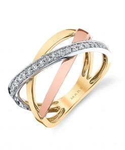 Diamond Ring - Fashion Band Style #: MARS-26865