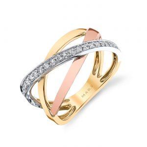 Diamond Ring - Fashion Band Style #: MARS-26865