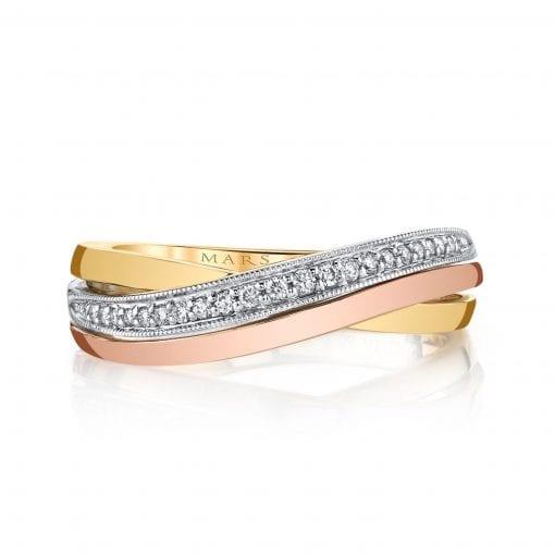 Diamond Ring - Fashion Band Style #: MARS-26866
