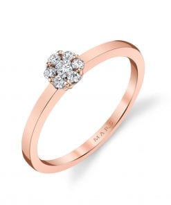Diamond Ring - Fashion Rings Style #: MARS-26868