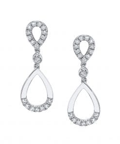 Diamond Earrings - Studs Style #: MARS-26872