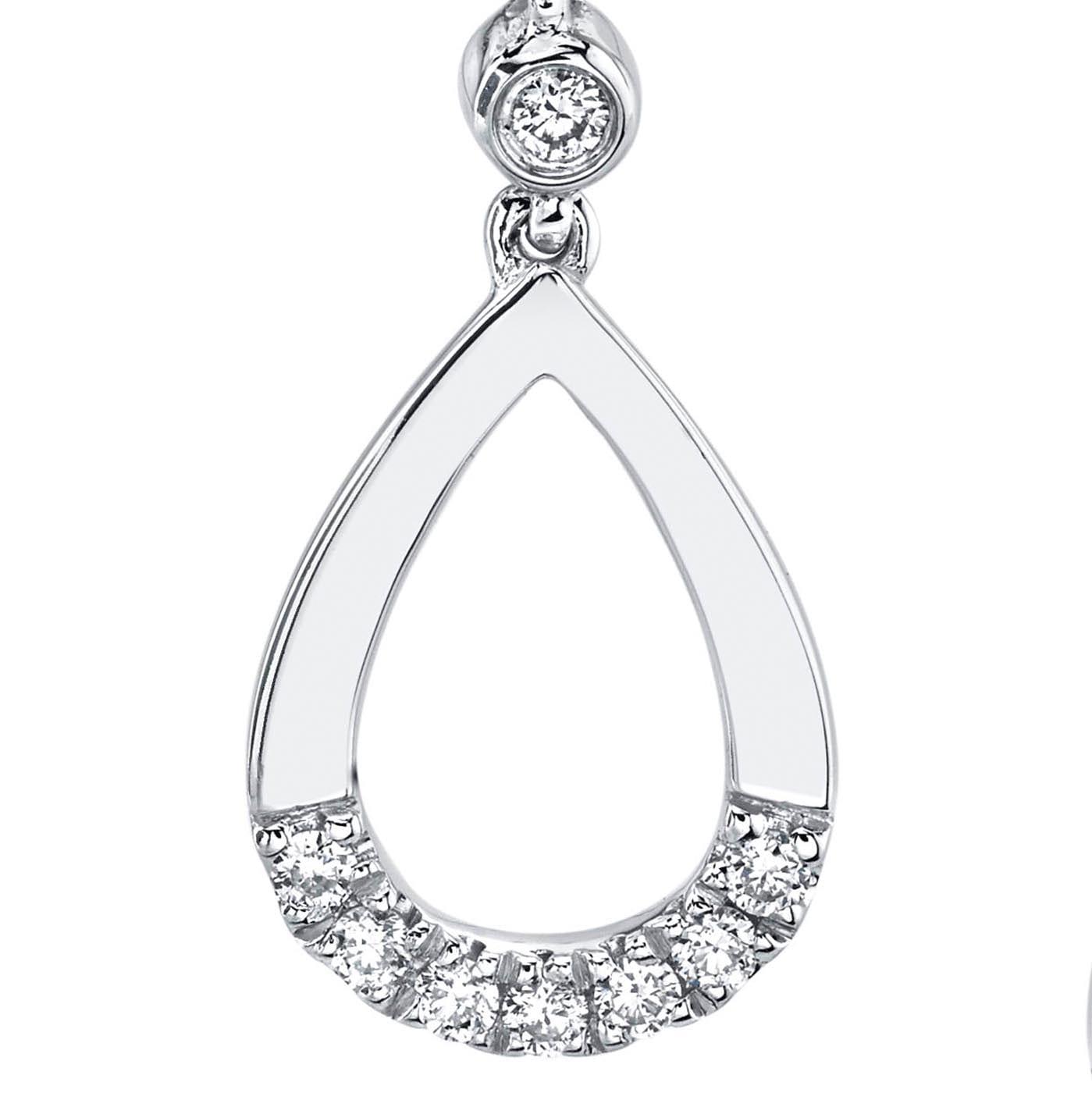 Diamond Earrings - Studs Style #: MARS-26872