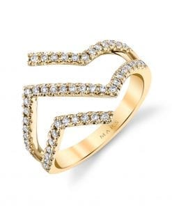 Diamond Ring - Fashion Band Style #: MARS-26889
