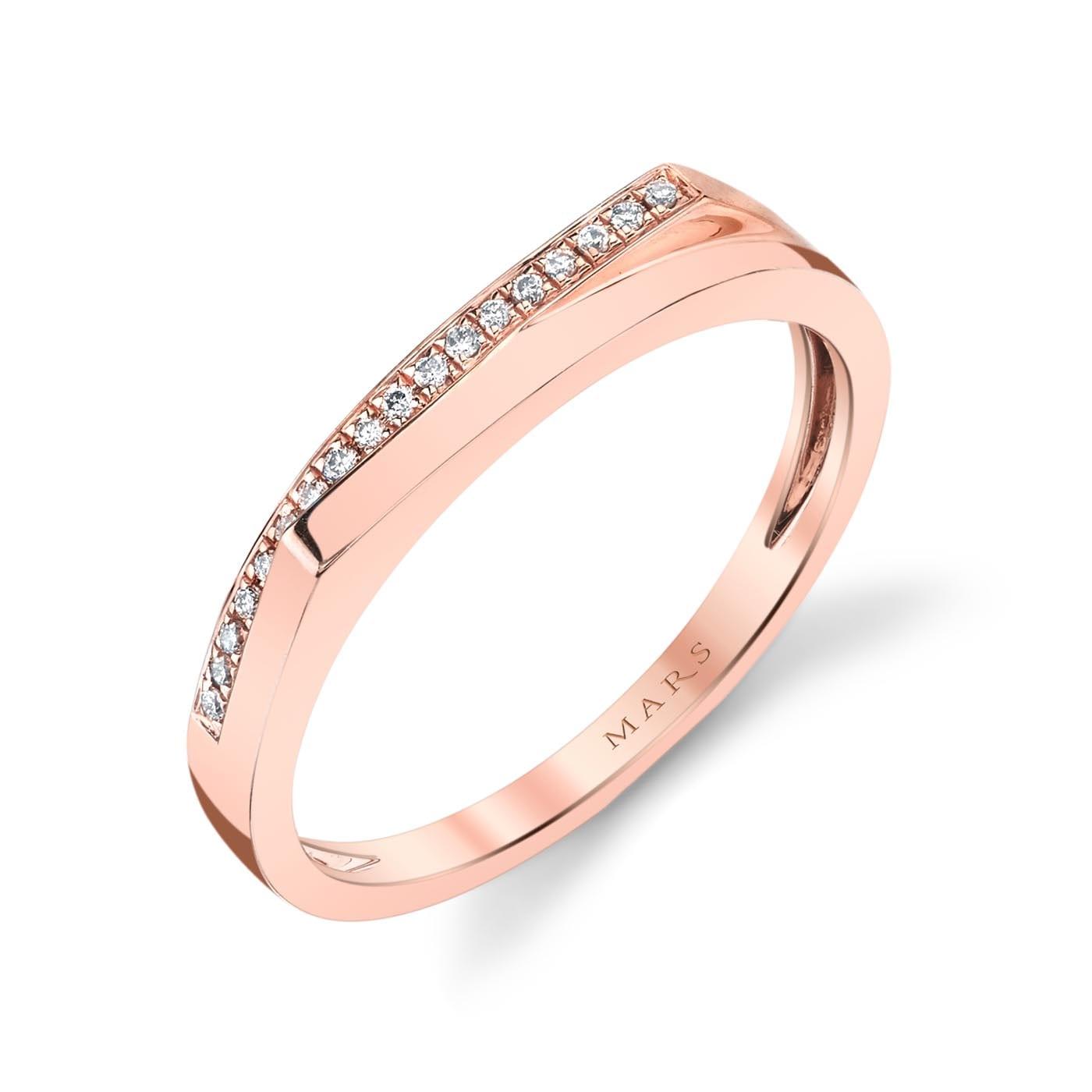 Diamond Ring - Fashion Band Style #: MARS-26890