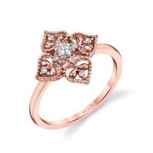 Diamond Ring - Fashion Rings Style #: MARS-26894