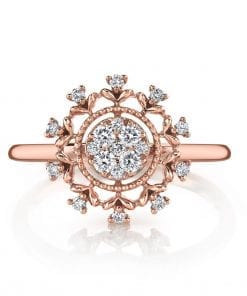 Diamond Ring - Fashion Rings Style #: MARS-26895