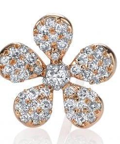 Diamond Earrings - Studs Style #: MARS-26896