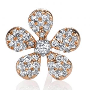 Diamond Earrings - Studs Style #: MARS-26896
