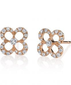 Diamond Earrings - Studs Style #: MARS-26898