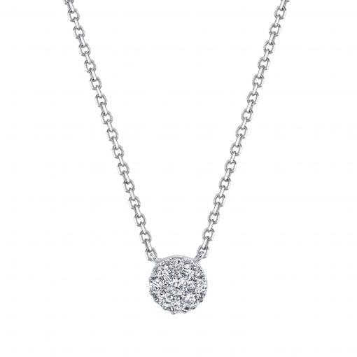 Diamond Necklace Style #: MARS-26900