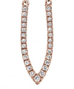 Diamond Earrings - Drops & Dangles Style #: MARS-26904
