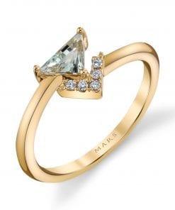Gemstone Ring - Fashion Rings Style #: MARS-26914