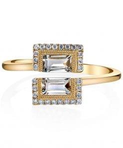 Gemstone Ring - Fashion Rings Style #: MARS-26916