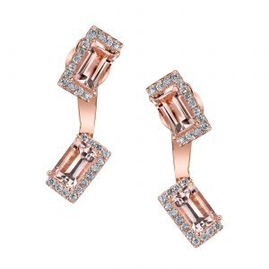 Gemstone Earrings - Drops & Dangles<br> Style #: MARS-26918