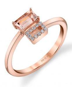 Gemstone Ring - Fashion Rings Style #: MARS-26919