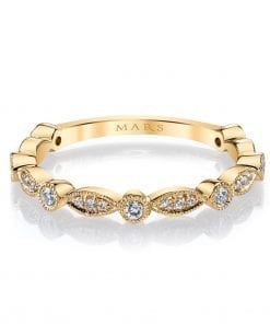 Diamond Ring - Stackable  Style #: MARS-26935