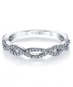 Diamond Ring - Stackable  Style #: MARS-27030