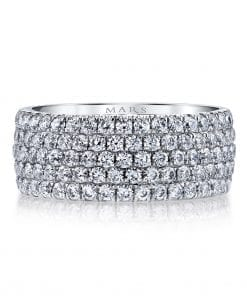 Diamond Ring - Fashion Band Style #: MARS-BE-51