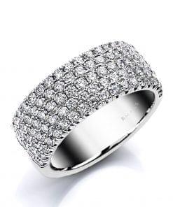 Diamond Ring - Fashion Band Style #: MARS-BE-51