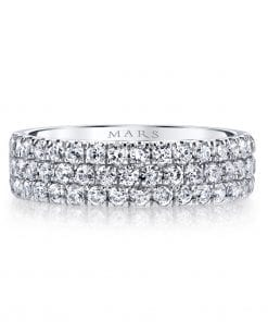Diamond Ring - Fashion Band Style #: MARS-BE-53