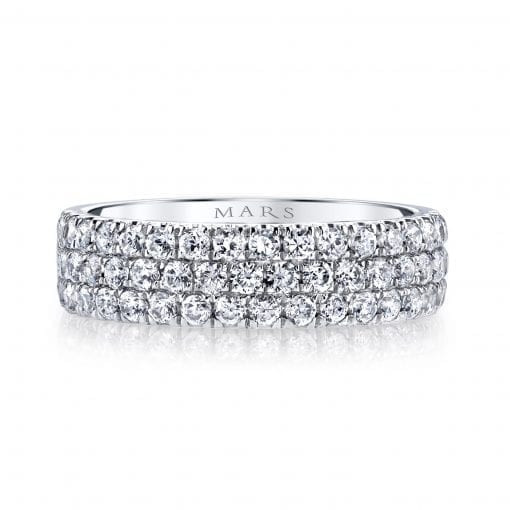 Diamond Ring - Fashion Band Style #: MARS-BE-53