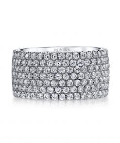 Diamond Ring - Fashion Band Style #: MARS-BE-54