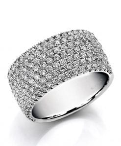 Diamond Ring - Fashion Band Style #: MARS-BE-54