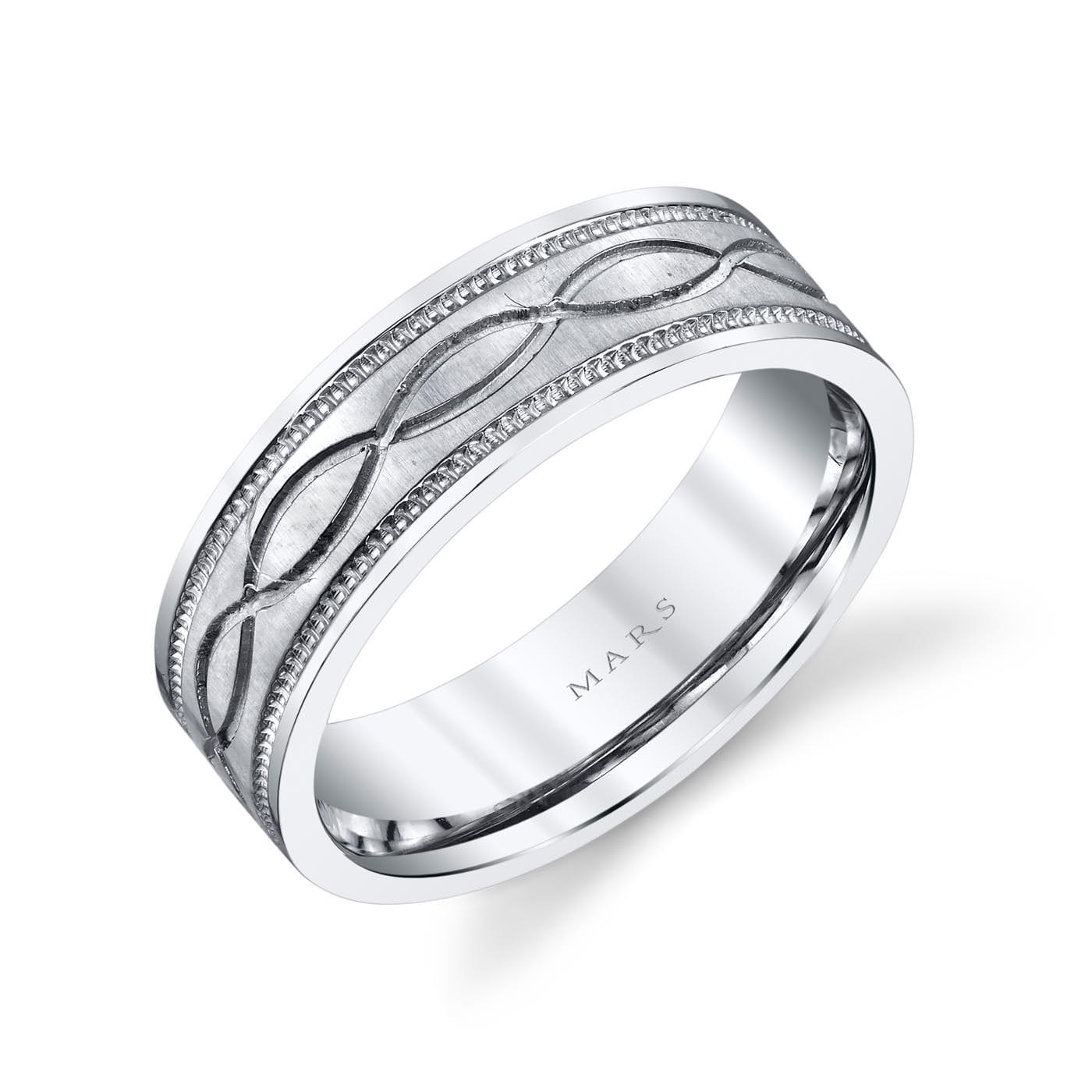 Classic Men S Wedding Bandstyle Mars G106 Mark S Diamonds
