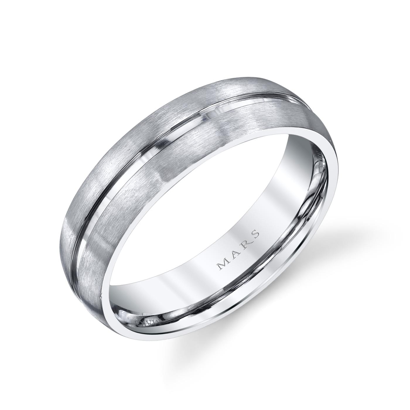 Classic Men S Wedding Bandstyle Mars G128 Mark S Diamonds