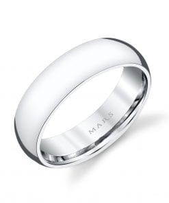 Classic Men's Wedding BandStyle #: MARS G138