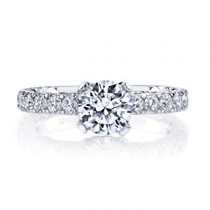 Classic Engagement RingStyle #: MARS R245