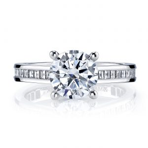 Classic Engagement RingStyle #: MARS R283CR