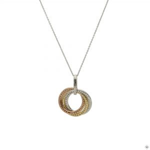 Modern Diamond PendantStyle #: AN-Q301