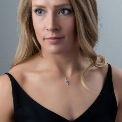 Diamond Necklace<br>Style #: AN-SH2472