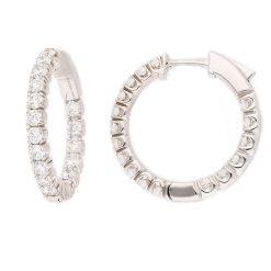 Diamond Earrings<br>Style #: iMARS-15290
