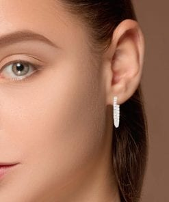 Classic Diamond EarringsStyle #: MARS-15291