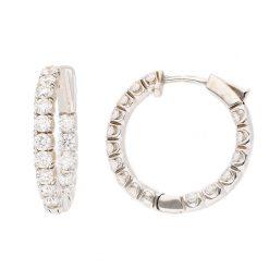 Diamond Earrings<br>Style #: iMARS-16568