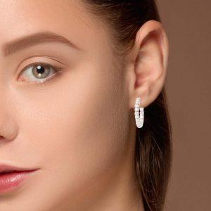 Classic Diamond EarringsStyle #: MARS-16568