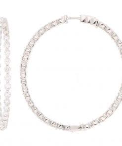 Classic Diamond EarringsStyle #: MARS-24966