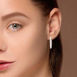 Diamond Earrings<br>Style #: iMARS-27016