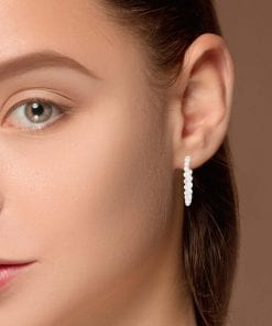 Classic Diamond EarringsStyle #: MARS-27016