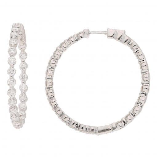 Diamond EarringsStyle #: iMARS-27046