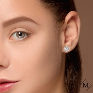 Classic Diamond EarringsStyle #: MD-EAR10000