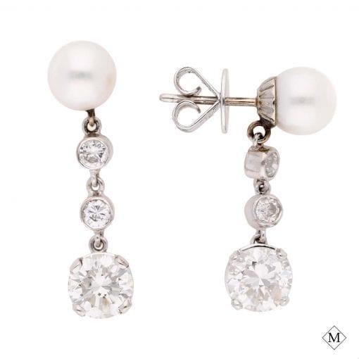 Classic Diamond EarringsStyle #: MD-EAR10001