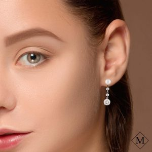 Classic Diamond EarringsStyle #: MD-EAR10001
