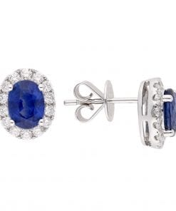 Classic Gemstone EarringsStyle #: PD-LQ7566E