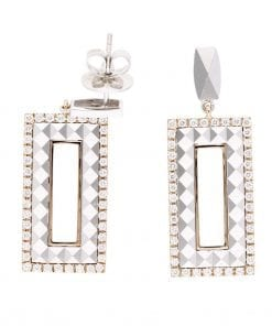 Modern Diamond EarringsStyle #: PD-LQ8180E