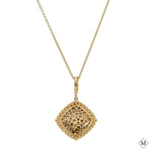 Classic Fancy Diamond PendantStyle #: PD-LQ8271P